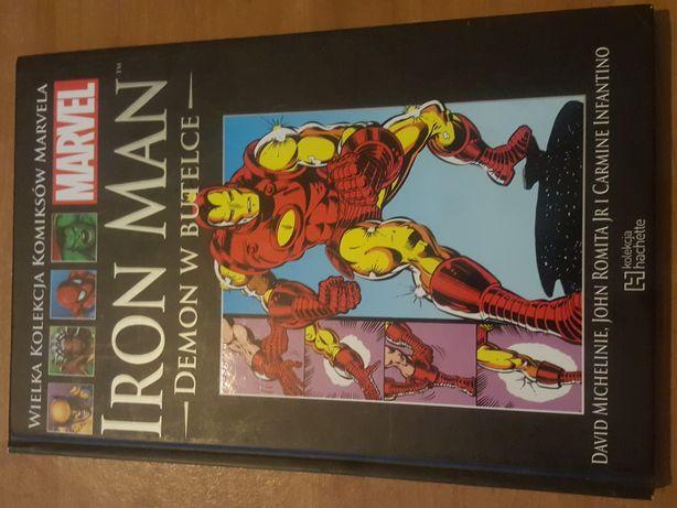 WKKM. Tom 29. Iron Men. Demon w butelce.