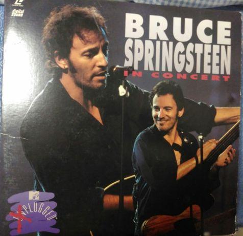 Bruce Springsteen in concert Laser Disc
