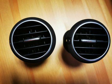 Difusor de Ar Audi A3 8p - duas