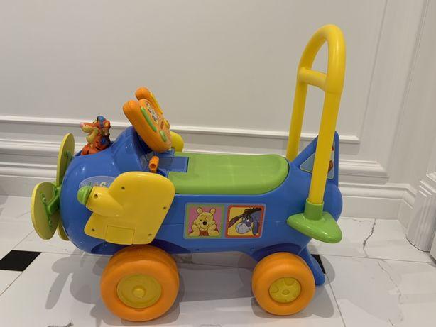 Машинка каталка для детей от 1 года