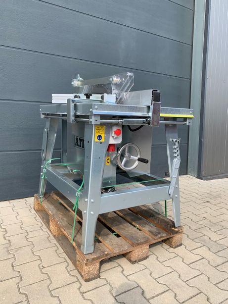 Piła stołowa BTH 500 5,0KW 400V krajzega do drewna pilarka przecinarka