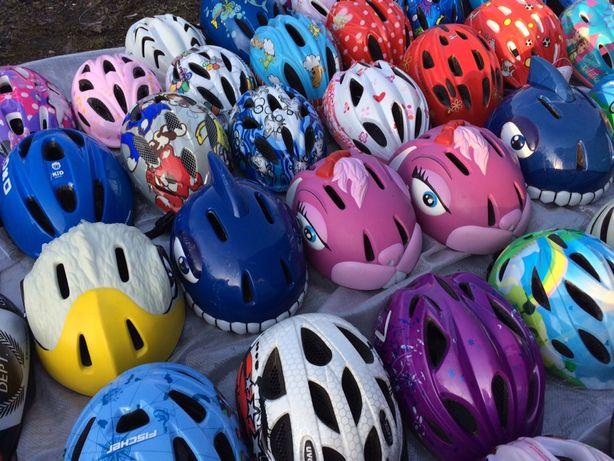Шлем велосипедный детский ШЛЕМЫ ОПТОМ велошлем вело ролики велошлем