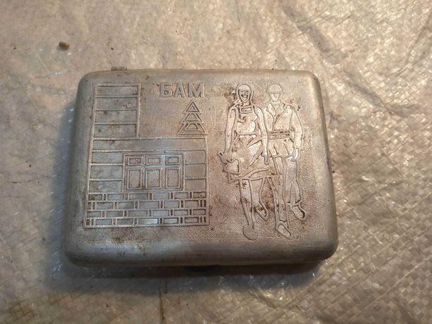 продам портсигар  Бам СССР