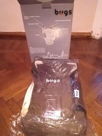 Продам новый кенгуру, рюкзак-переноску для малыша