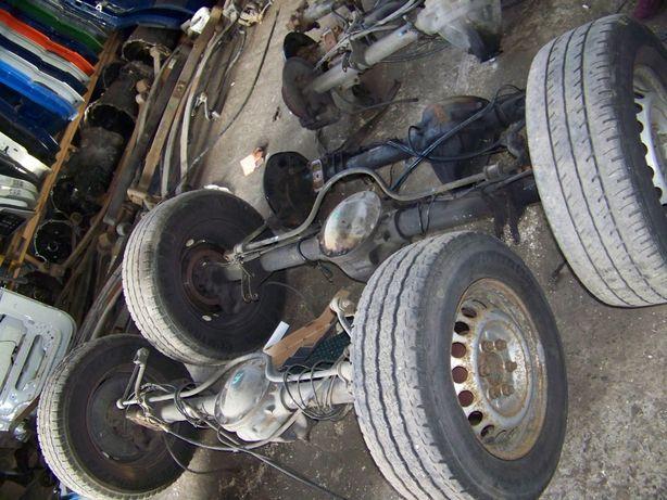 Ведущий задний МОСТ SPRINTER 906 VW Крафтер Crafter спринтер полуось