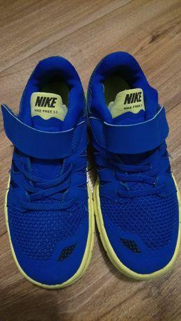 Buty chłopięce Nike Free 5.0, rozmiar EUR 34