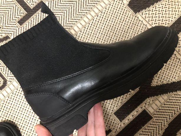 Черевики для дівчинки 35р. Zara (Іспанія)