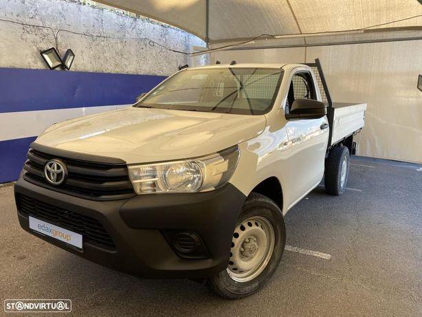 Toyota HILUX D-4D 4WD