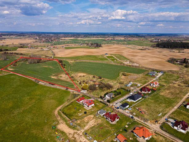 Działka rolna Szczęsne 4 ha