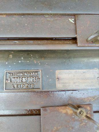 Calandra de tipografia (colecção)
