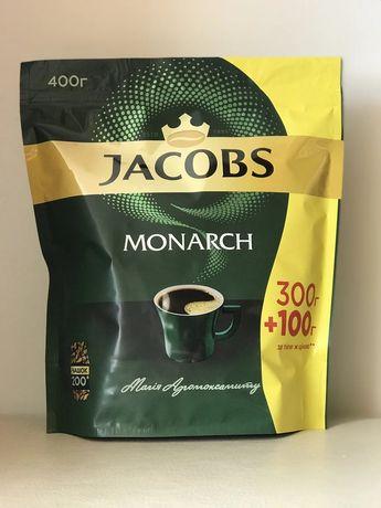 Кофе Якобс 400г (300+100) Jacobs coffee кава