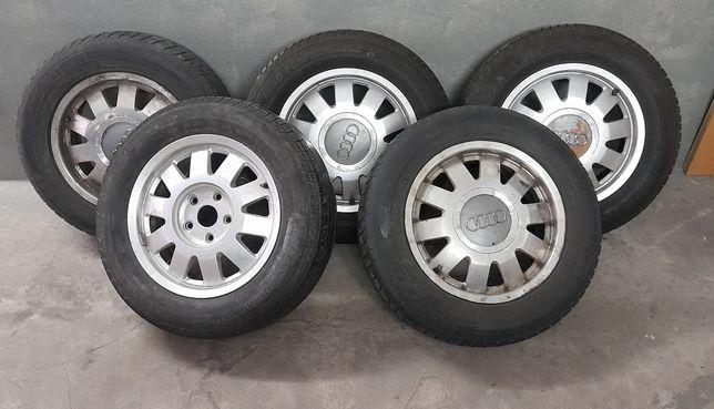 Felgi z oponami Audi 15 komplet 195/65/15