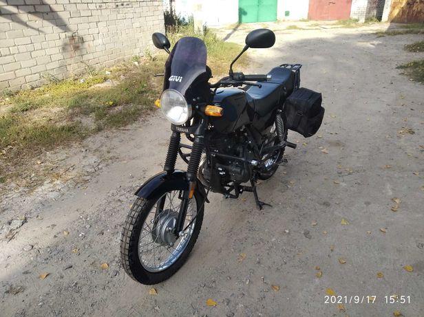 Мотоцикл Viper ZS125A с мотором 250 куб