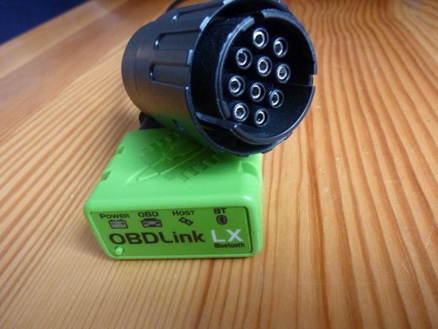 Kabel diagnostyczny Adapter ICOM D BMW MOTOSCAN icom-d