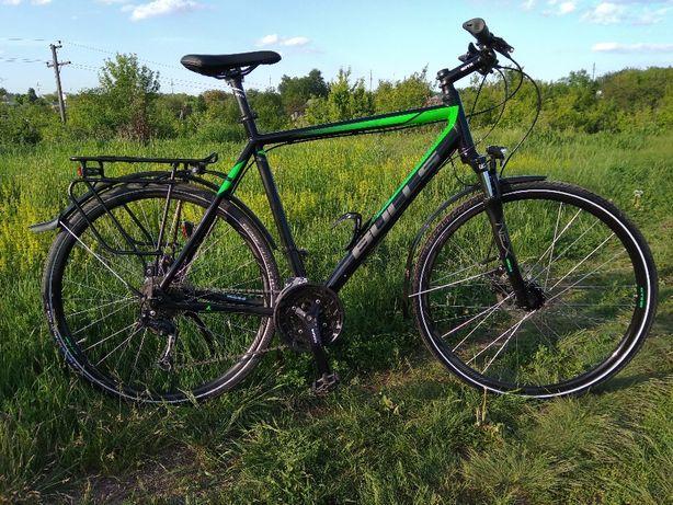 Велосипед Bulls Street (большая рама XL на рост 185-200 см и выше