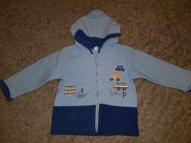 Mega paka ubrań dla chłopca zestaw ubranek 86