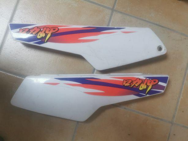 Plásticos Yamaha DT 50