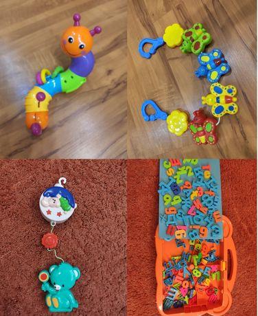 Игрушки детские разные лошадка и др.