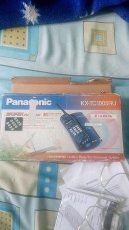 панассоник радио телефон