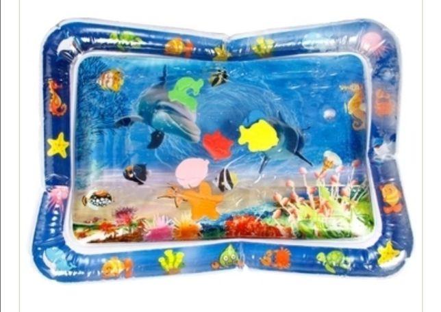 Водяний коврик рибалка ігровий коврик