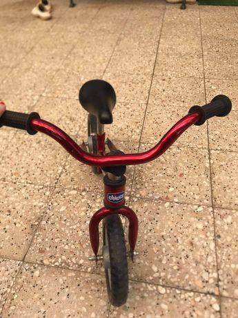 bicicleta Chico sem pedais chico