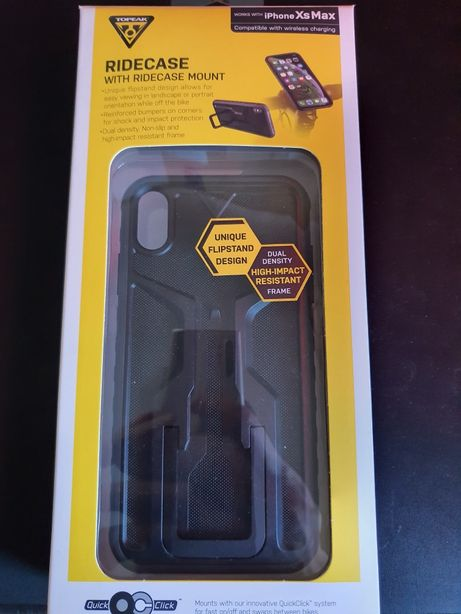 Uchwyt rowerowy do iPhone XS Max