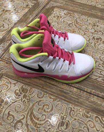 Кроссовки женские Nike Zoom Vapor 9.5 tour clay(649087-107)