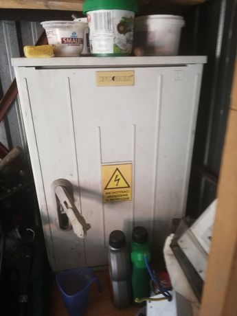 Skrzynka budowlana na podłączenie prądu