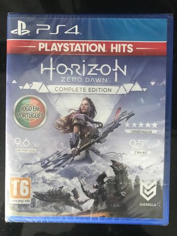 Horizon Zero Dawn: Complete Edition. PS4