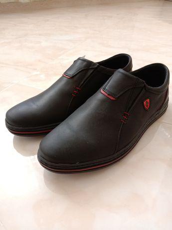 Нові черевики/ туфлі/туфли/мокасини/кеди