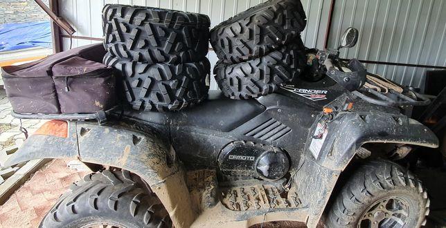 Opony 4szt Quad INNOVA Mud Gear Lite AT 25x10-12 i 25x8-12 Kymco CF