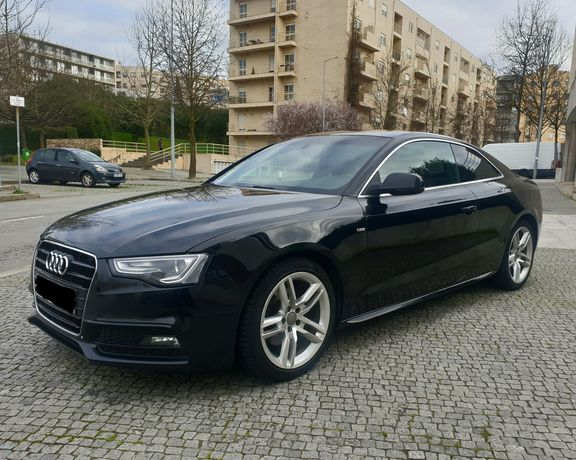 Audi a5 coupe 190 cavalos