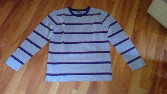 Bluzki 3 sztuki reserved terranova z długim rękawem 152-158