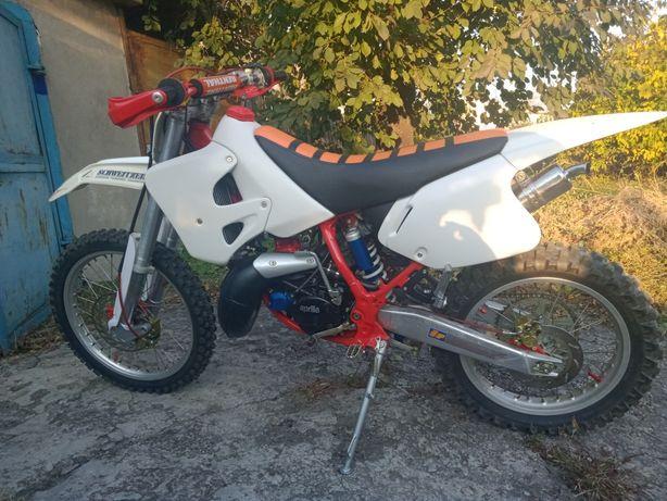 Продам мотоцикл Aprilia RX 125