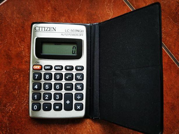 Kieszonkowy Kalkulator Citizen LC-503NGII
