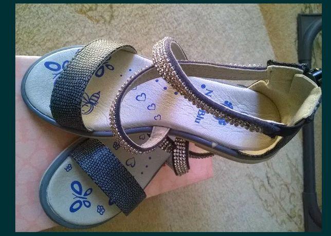 sandałki dla dziewczynki roz 29