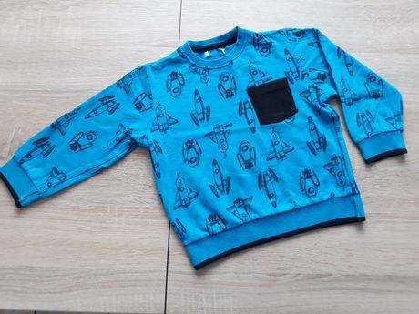 Bluza chłopieca (rakiety) r. 92-98
