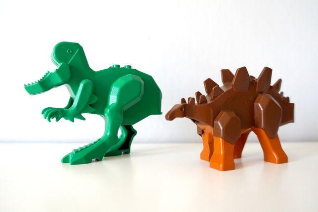 Lego Dinozaury - niekompletne