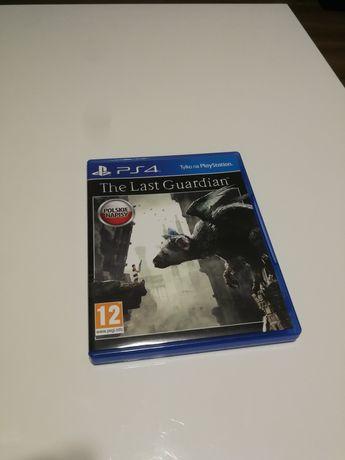 Gra The Last Guardian PS4/PS5