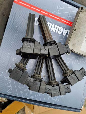 Cewka cewki czarne SAAB 9-3 93 1.8t 2.0t aero turbo b207
