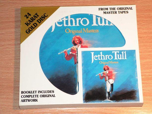 Jethro Tull - Original Masters DCC GZS-1126 slipcase 24 karat gold