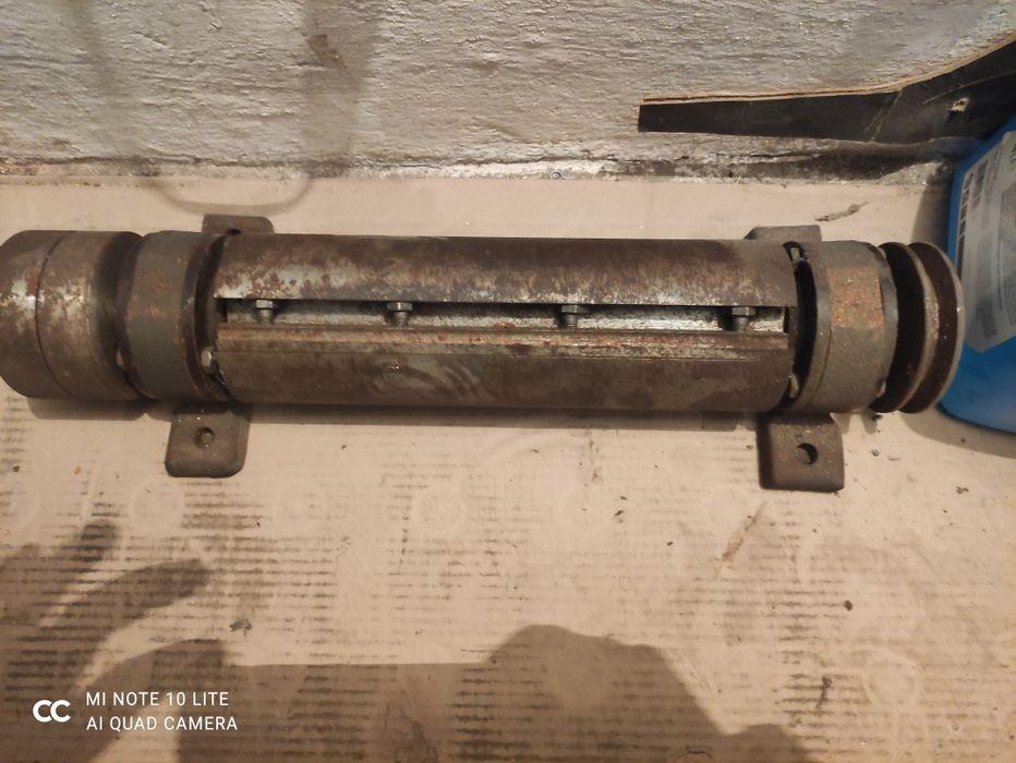 Продам вал строгальный для циркулярки 4  ножа 30сантиметров Троицкое - изображение 1