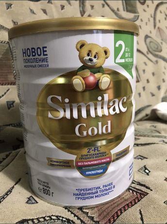 Смесь Симилак голд (Similac Gold 2, 800г)