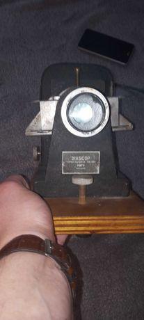 Unikat! Rzutnik DIASCOP  TYP WSK 52 SERIA II ROK 1954