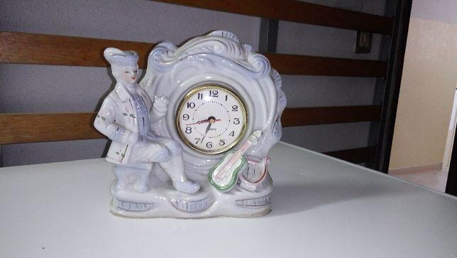 Relogio decorativo de ceramica