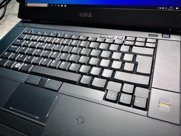 Laptop Dell E6510 i7 8GB 256GB nVidia NVS3100 15,6'' FHD