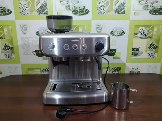 Кофемашина Breville VCF126X