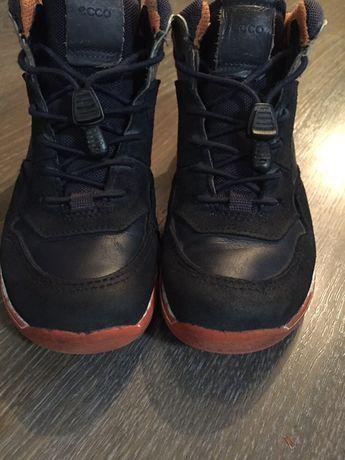 Сапожки- ботиночки ecco БОТИНКИ ECCO BIOM TRAIL KIDS