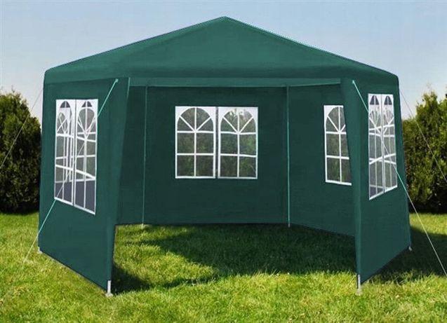 namiot pawilon OGRODOWY HANDLOWY 2x2x2 m ZIELONY