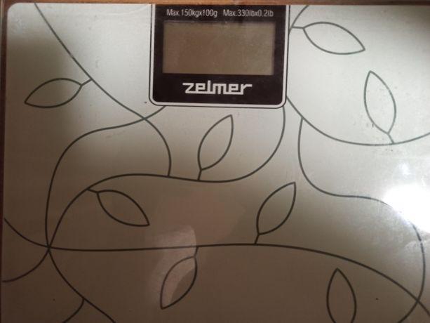 Продам напольные весы Zelmer
